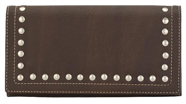BANDANA Bandana Signature Flap Wallet