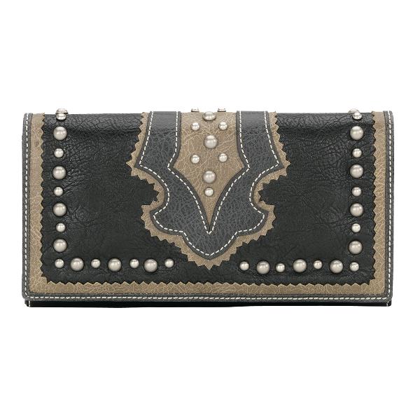 BANDANA Topeka Flap Wallet
