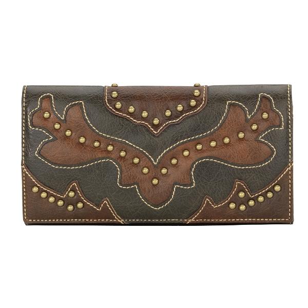 BANDANA Nashville Flap Wallet