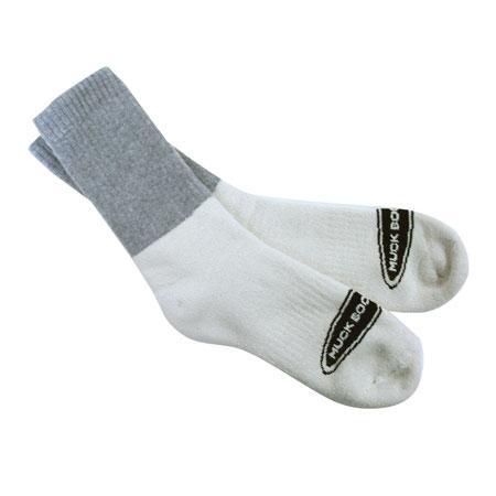 MUCK BOOTS Men's Holofiber Mid-Calf Socks