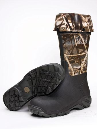 MUCK BOOTS Woody Bayou - Convertible Sport Boot