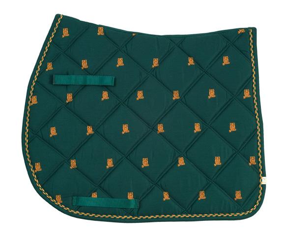 Lettia Embroidered All Purpose Saddle Pad