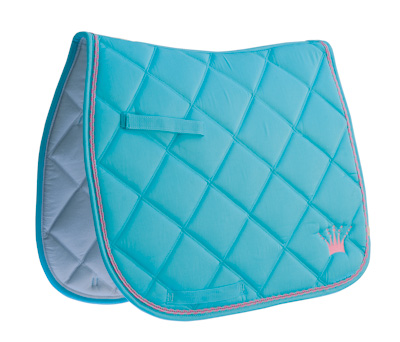 Lettia All Purpose Saddle Pad with Embroidery