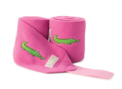 Lettia Polo Bandages with Embroidery