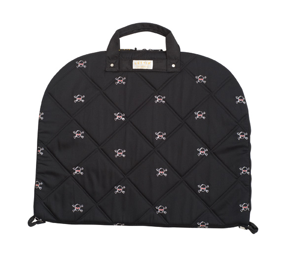 Lettia Garment Bag with Embroidery