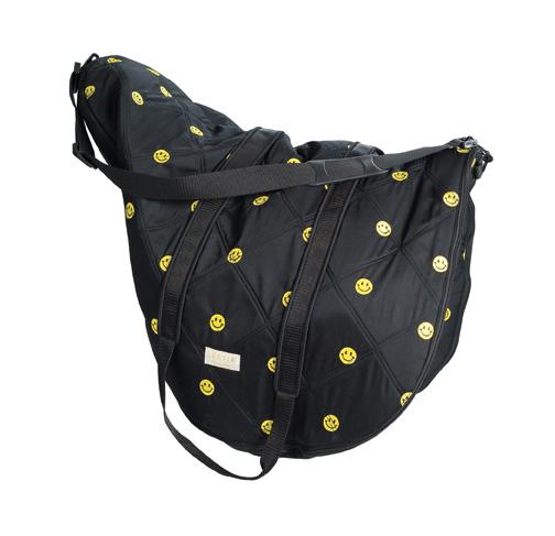 Lettia Saddle Bag with Embroidery