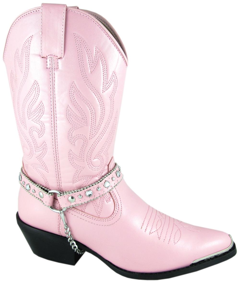OPEN BOX ITEM: Smoky Mountain Women's Charlotte Western Boot