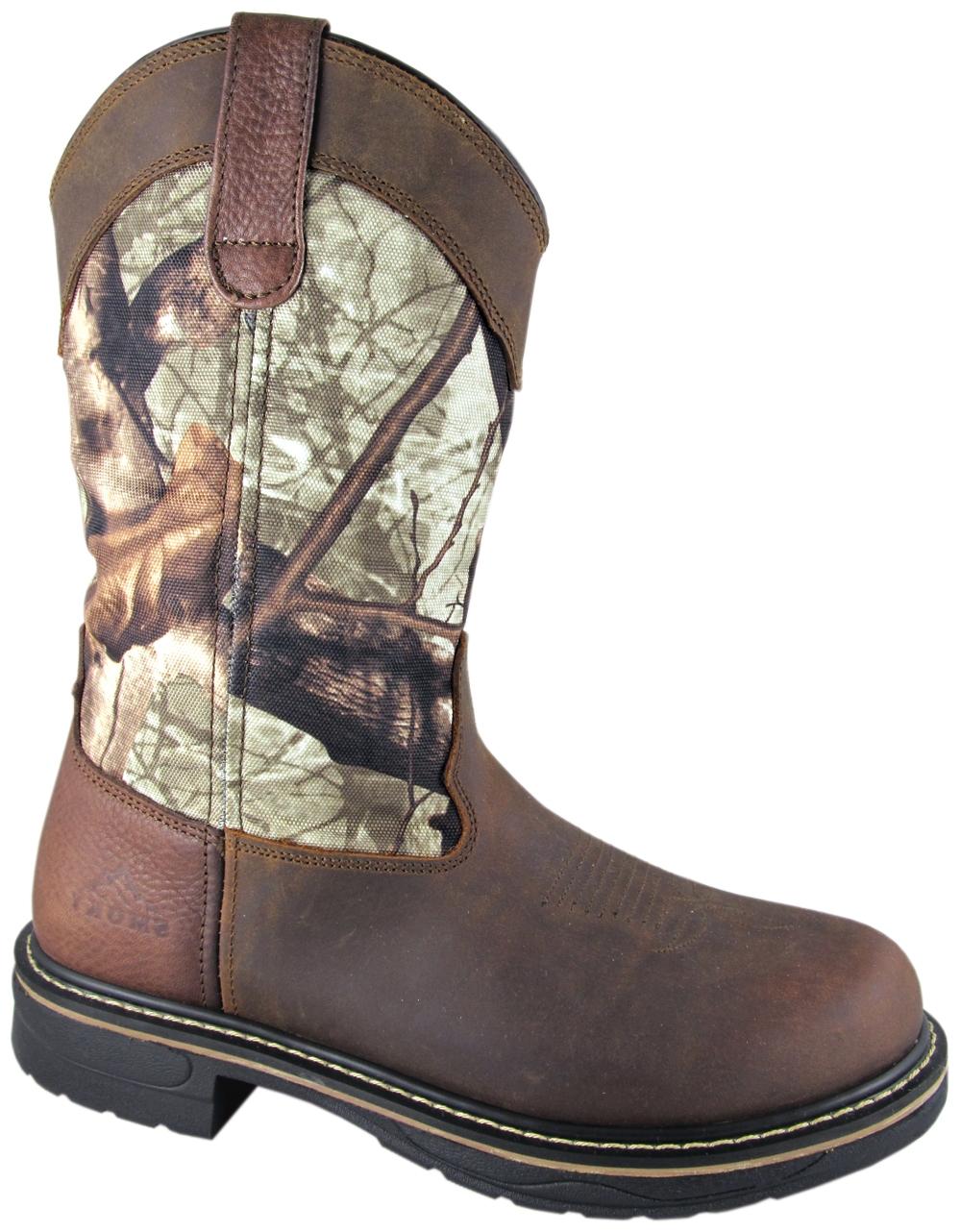 Smoky Mountain Men's Stag Wellington Boot