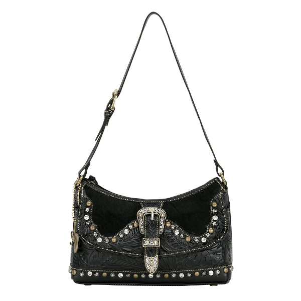 AMERICAN WEST Midnight Horizons Shoulder Handbag