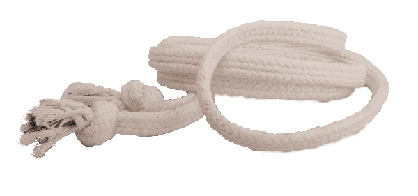 TORY LEATHER Cotton Training Reins