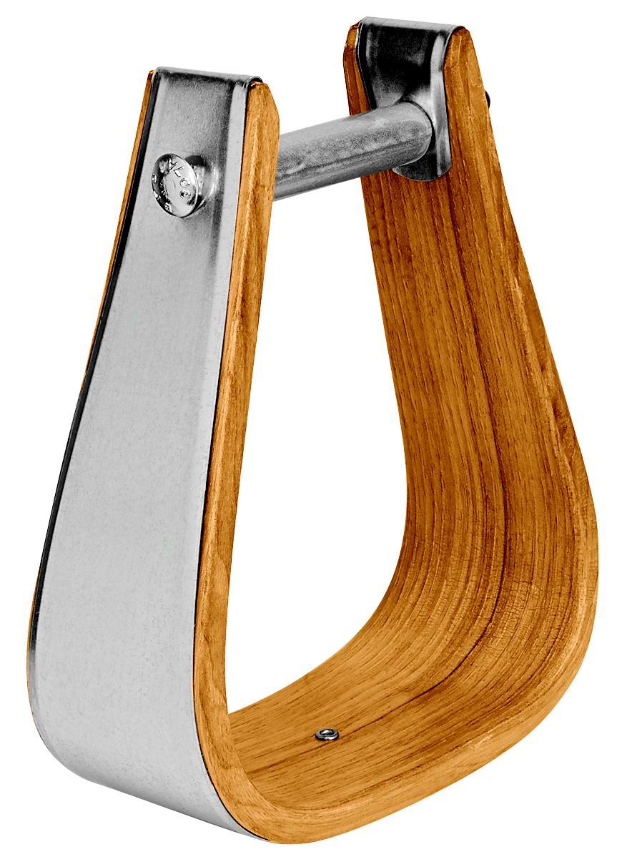 Weaver Leather Wooden Overshoe Roper Stirrup