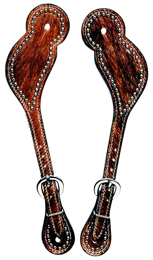 Weaver Leather Durango Cowboy Spur Straps