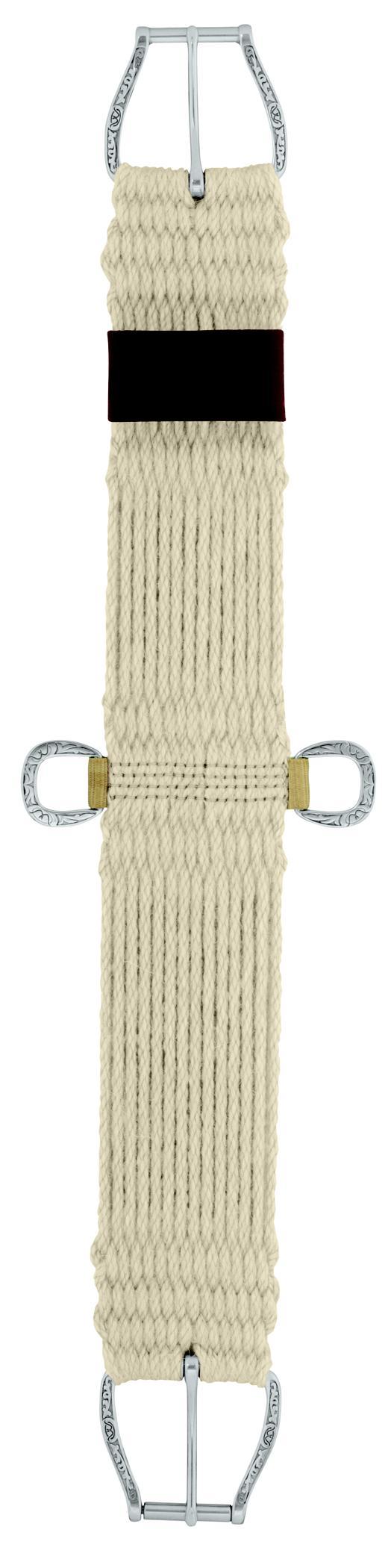 Weaver Leather Straight Jw 100% Mohair Cinch