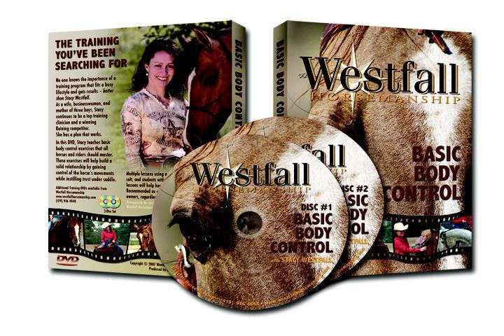 Weaver Leather Basic Body Control Dvd