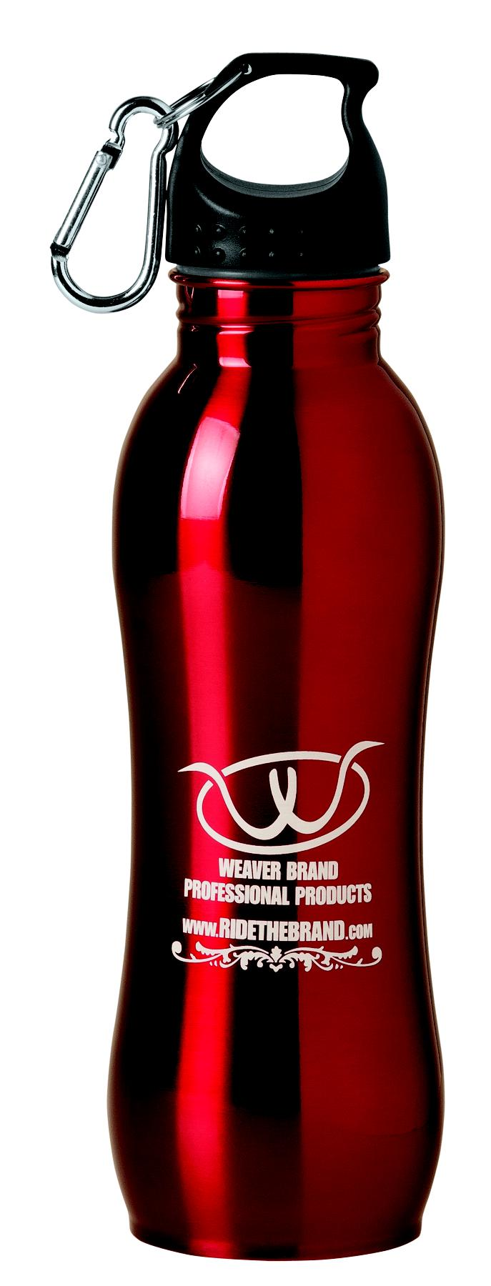 Weaver Leather Water Bottle