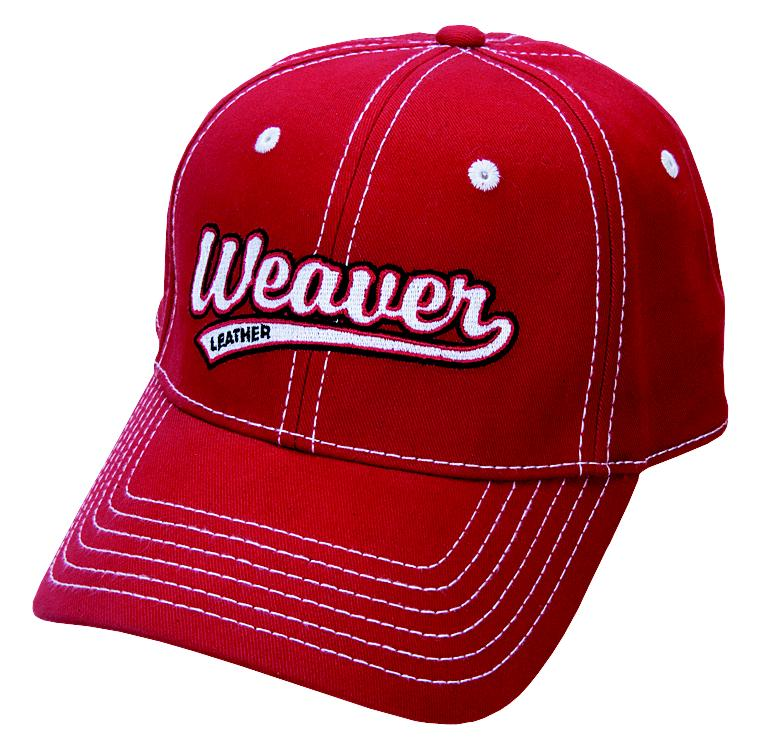 Weaver Leather Twill Hat