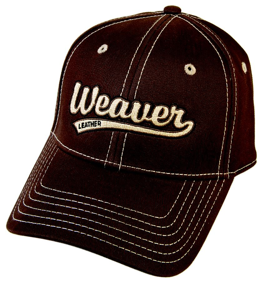 Weaver Leather Cotton Cap