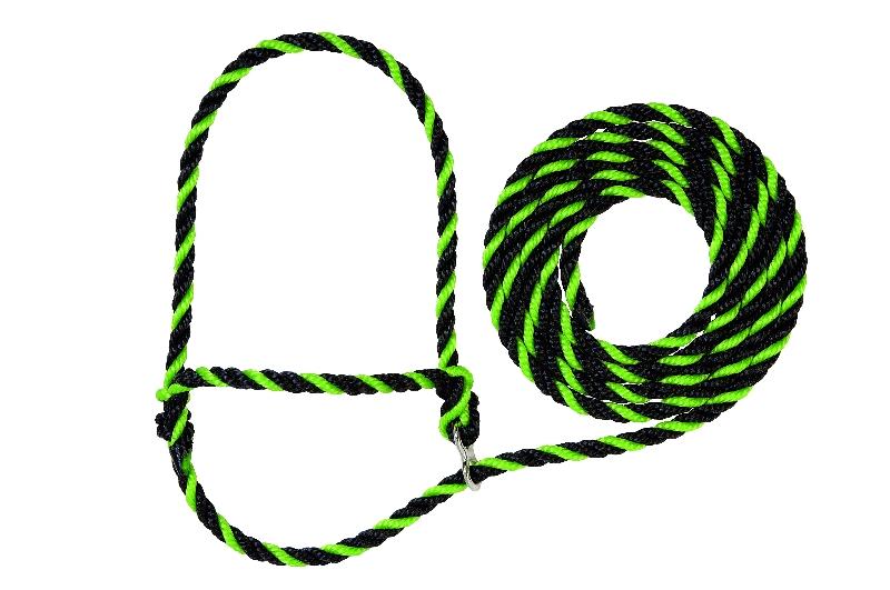 Weaver Leather's Stierwalt Rope Breaking Halter