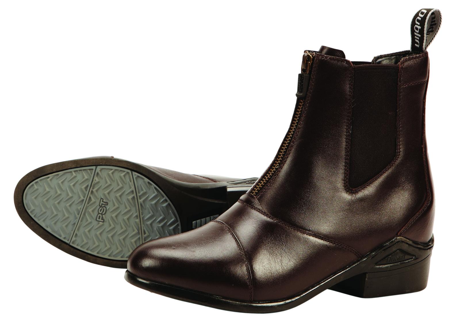 Dublin Zip Paddock Boots
