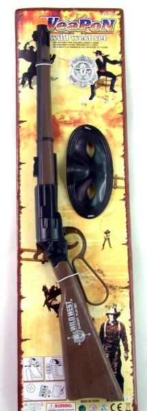 Gift Corral Rifle with Mask