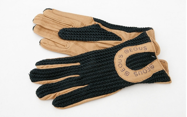 EOUS Child's Leather Gloves