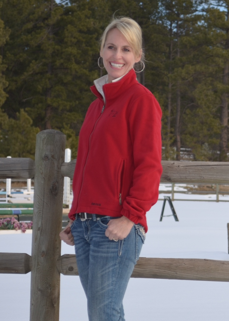 EOUS Cerelia Fleece Jacket