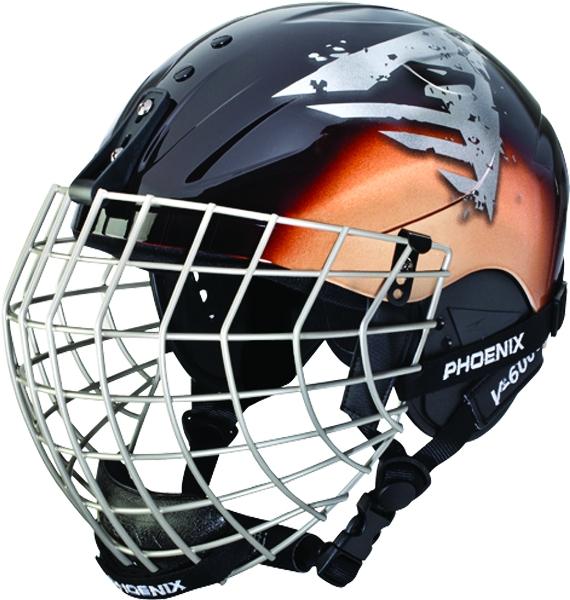 Phoenix Velociti Bull Rider Helmet