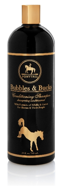 PONYTAIL Bubbles & Bucks Conditioning Shampoo