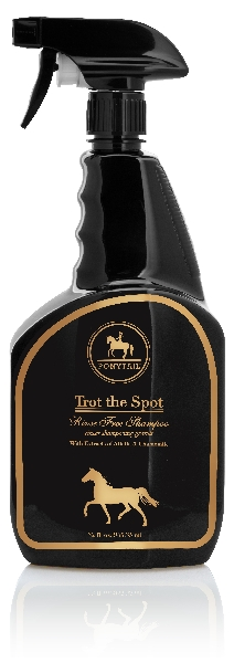PONYTAIL Trot The Spot Waterless Shampoo