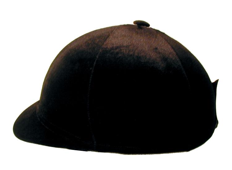Velvet Helmet Cover