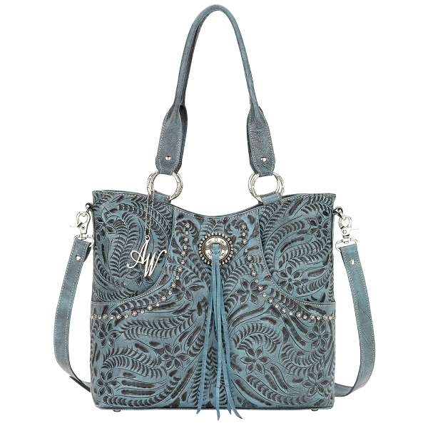 AMERICAN WEST Forget-Me-Not Convertible Day Bag