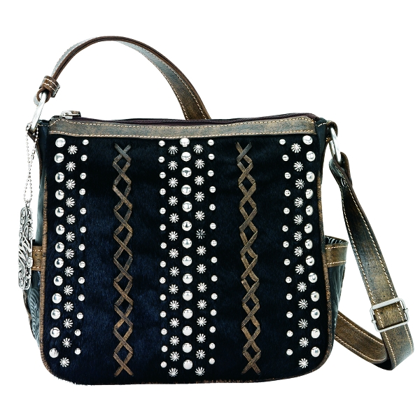 AMERICAN WEST River Rock Crossbody Bag