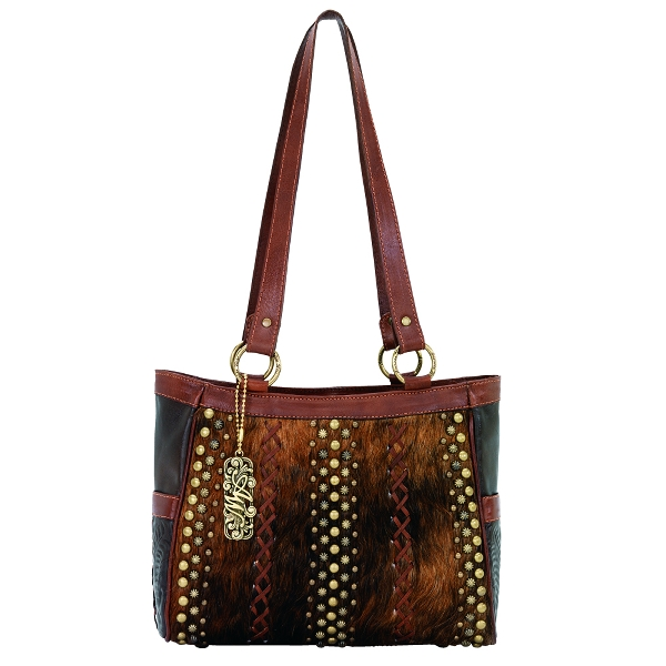 AMERICAN WEST River Rock Tote Handbag