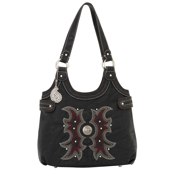 BANDANA Sheridan Scoop Top Tote Handbag
