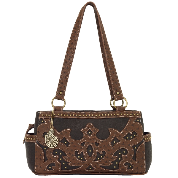 BANDANA Sugarland 3 Compartment Tote Handbag
