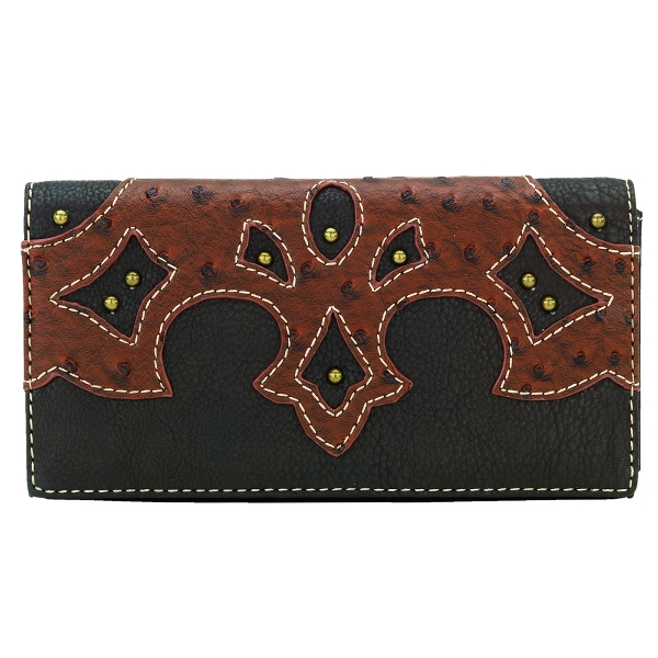 BANDANA Sugarland Flap Wallet