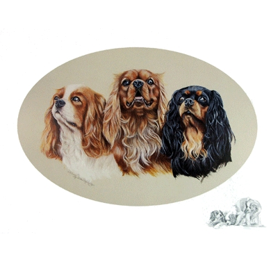 Cavalier King Charles by: Josephine Copley