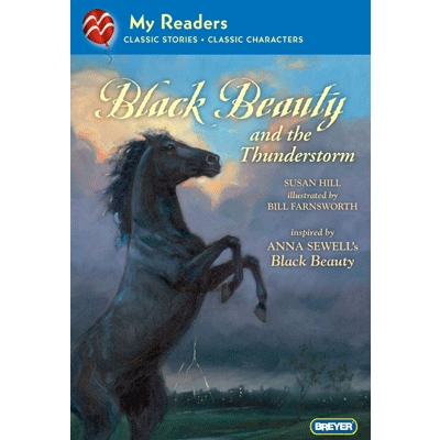 Breyer Book Black Beauty and the Thunderstorm - Softcover