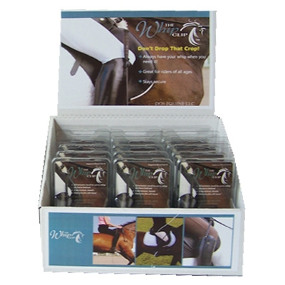 Whip Clip Display Box