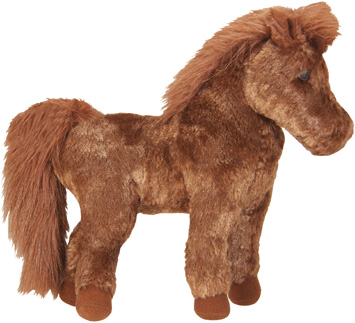 Breyer Poseable Plush Pony - Brownie