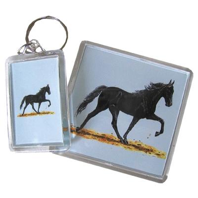 Acrylic Magnet - Walking Horse