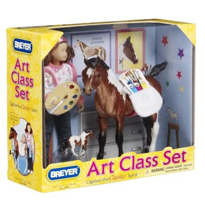 Breyer Art Class Set