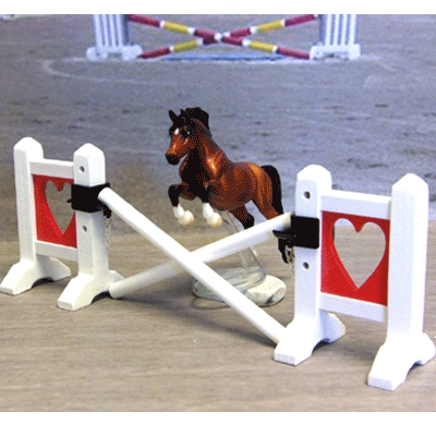 Breyer Model Horse Jump Stablemate - Love