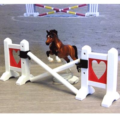 Breyer Model Horse Jump Stablemate - Love