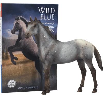Breyer Classic Wild Blue