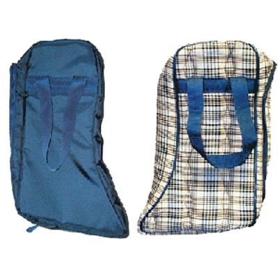Lined English Boot Bag