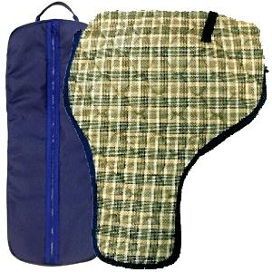 High Spirit Lined Western Saddle Bag