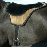 Comfort Plus Western Bareback Pad