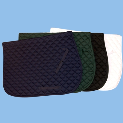 Quilted All Purpose Saddle Pads