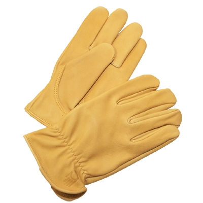 Bellingham Men's Premium Leather Driving Glove